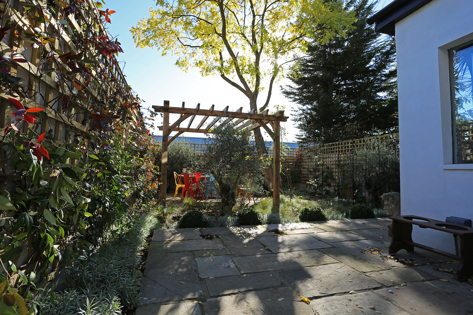 garden design in london positive garden ltd