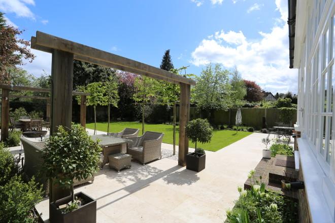 garden landscaping in Putney